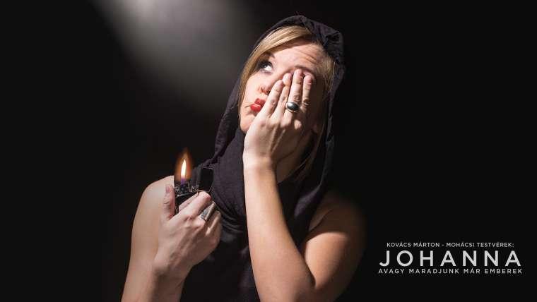 Johanna, avagy maradjunk már emberek